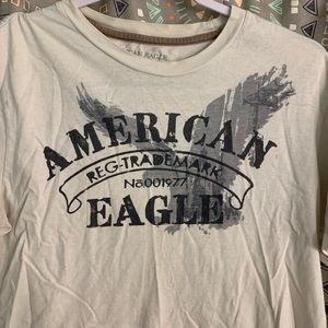American Eagle lot